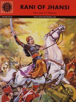Rani on horse